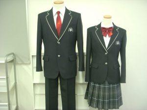 美作キャンパスの制服