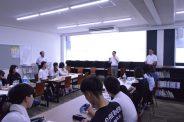 集中スクーリングがありました~東京・新大阪・福岡の生徒が美作キャンパスへ~