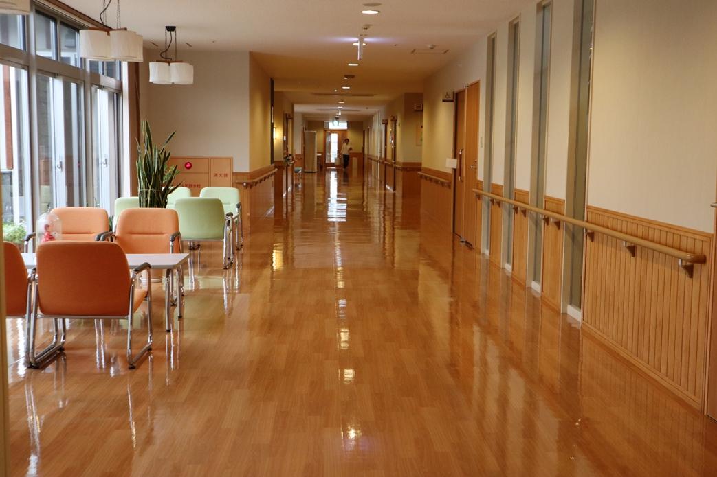 介護施設の施設見学