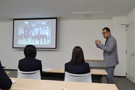 鳥取市医療看護専門学校の学校説明
