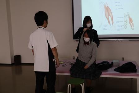 理学療法士の実習