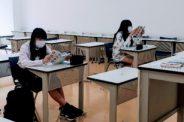分散登校から1週間【新大阪学習サポートセンター】