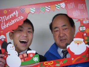 滋慶学園高校教員 岩谷洋平と副学長